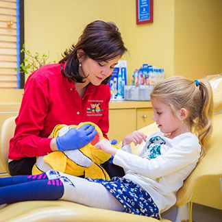 why choose a pediatric dentist